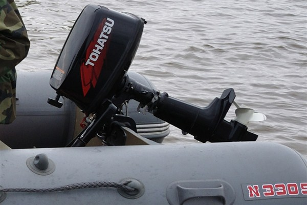 лодочные моторы tohatsu m5b d