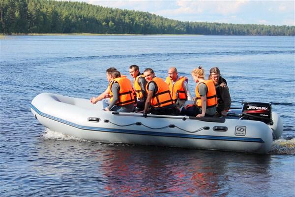 фрегат доработка лодок пвх