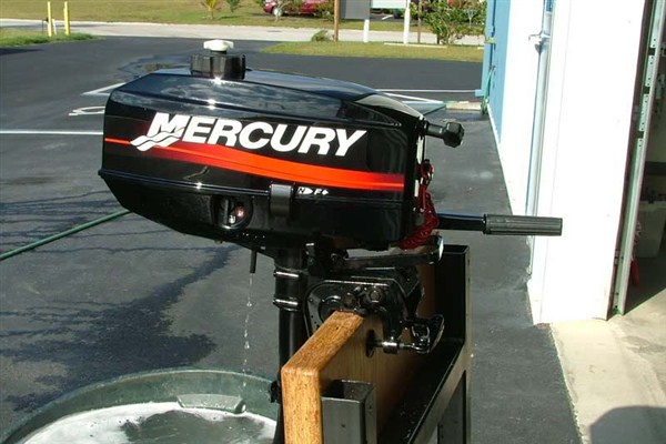мотор для лодки меркурий 2.5 видео