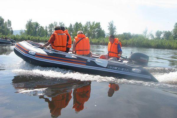 фото лодок солар 450