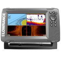 Картплоттер Lowrance HOOK2-7 TRIPLESHOT US COASTAL/ROW