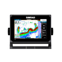 Картплоттер Simrad GO7 ROW, XSE TotalScan