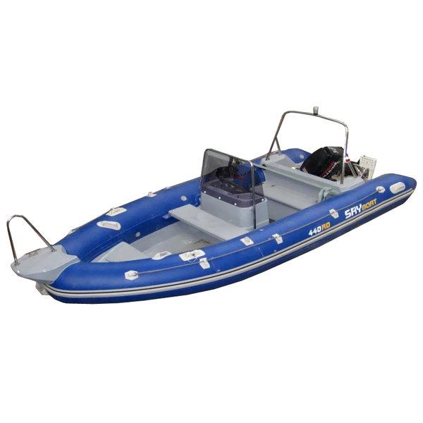 популярная фирма пвх лодок