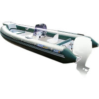 Лодка РИБ SkyBoat SB 520R +