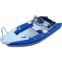 Лодка РИБ SkyBoat SB 460R ++