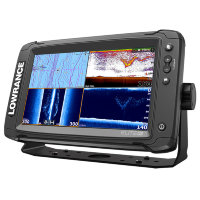 Картплоттер Lowrance Elite-9Ti Mid/High/TotalScan