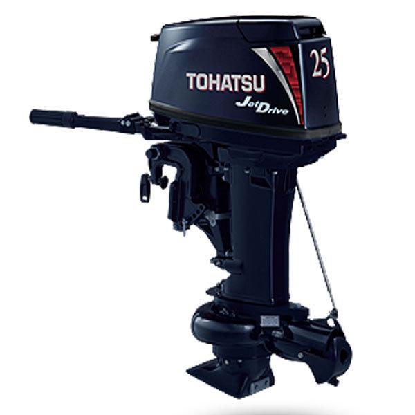расход лодочных моторов tohatsu