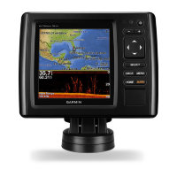 Картплоттер Garmin 52dv Chirp