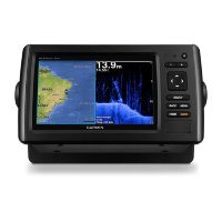Картплоттер Garmin 72dv Chirp