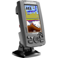 Картплоттер Lowrance Hook-4 Mid/High/DownScan