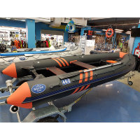 Лодка RIB Baltic Boats Аполлон 460