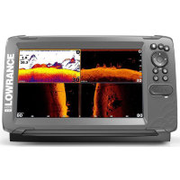 Картплоттер Lowrance HOOK2-9 TRIPLESHOT US COASTAL/ROW