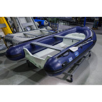 Лодка RIB Baltic Boats BBRIB 420 AL