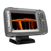 Картплоттер Lowrance HOOK2-5 TRIPLESHOT US COASTAL/ROW